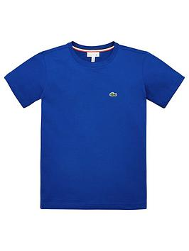 lacoste-boys-classic-short-sleeve-t-shirt-blue