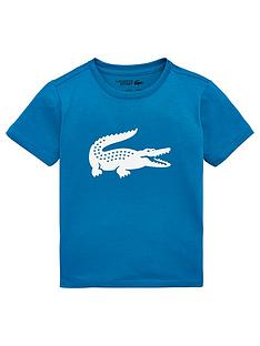 lacoste-sports-boys-short-sleeve-croc-t-shirt-blue