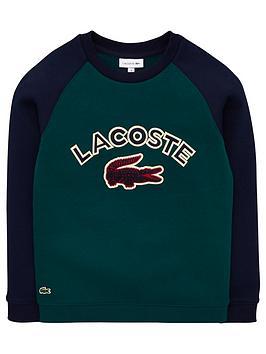 lacoste-boys-big-croc-crew-neck-sweat-green