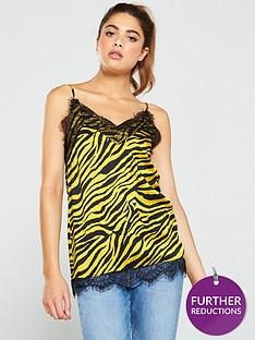 v-by-very-lace-trim-longline-caminbsp--zebra