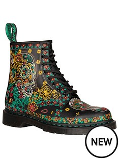 dr-martens-1460-skull-ankle-boots-multi