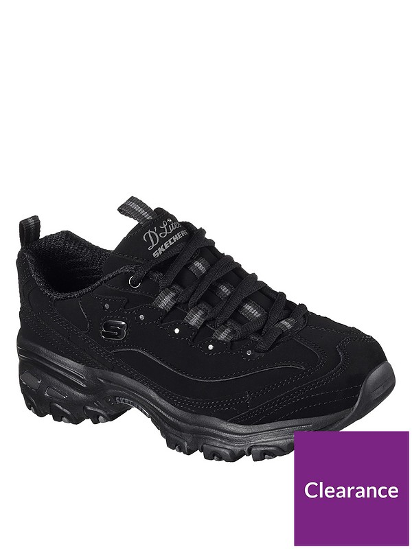 Skechers Wide Fit D'lites Play On