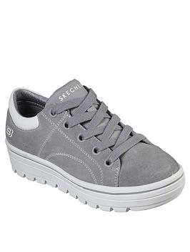skechers-street-cleats-2-back-again-plimsolls-grey
