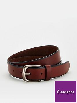 very-man-smart-slim-leather-belt-tan