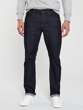 Tommy Jeans Tommy Jeans Ryan Straight Fit Comfort Jeans - Indigo Picture