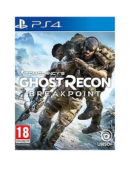 Microsoft   Ghost Recon Breakpoint Ps4