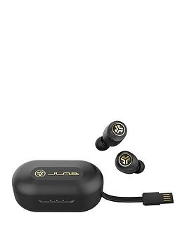 JLAB Jlab Jbuds Air Icon True Wireless Bluetooth Earbuds With Voice  ... Picture
