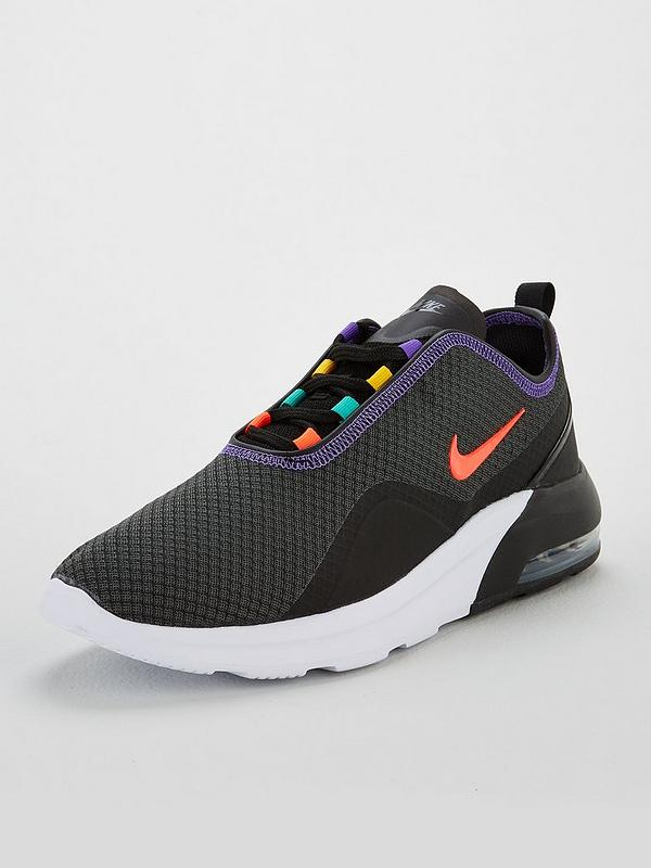 coupon codes detailed images undefeated x Air Max Motion 2 - Black/Multi