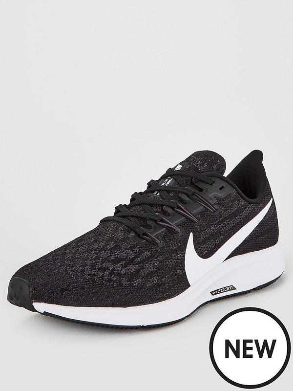 término análogo Composición Avanzado  Nike Air Zoom Pegasus 36 - Black/White | littlewoods.com