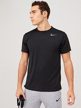 Nike Nike Superset Training T-Shirt - Black Picture