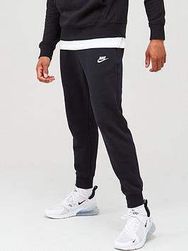 Nike Nike Sportswear Club Fleece Joggers - Black Picture