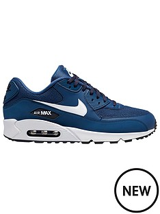 nike-air-max-90-essential-bluewhite