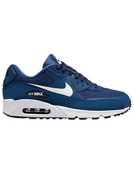 nike-air-max-90-essential-bluewhite