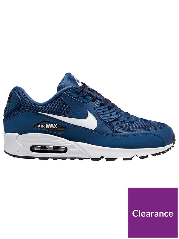 air max essential 90 blu