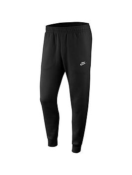 Nike Nike Sportswear Plus Size Club Fleece Joggers - Black Picture