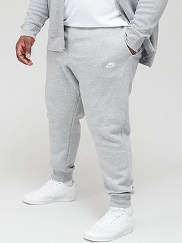 Nike Nike Nsw Plus Size Club Fleece Joggers - Grey Picture