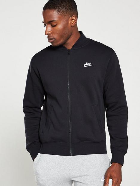 nike-sportswear-club-fleece-bomber-jacket-black