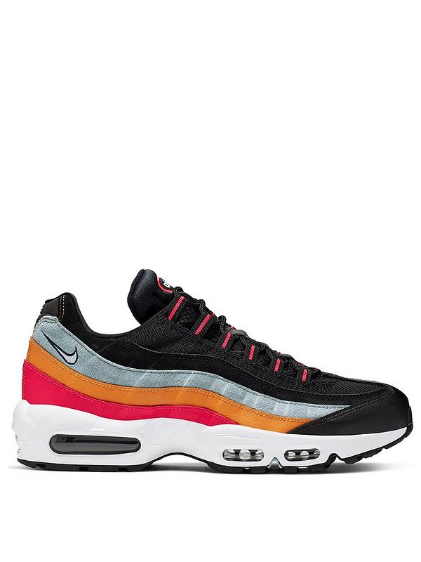 purchase cheap 4a188 f8428 Air Max 95 Essential - Black/Blue/Red