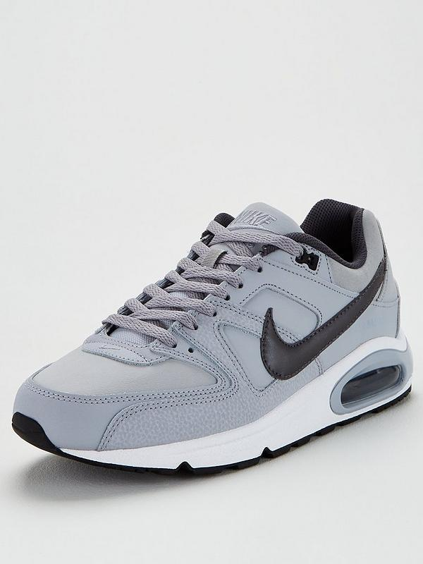 check out 501fc 05e57 Air Max Command Leather - Grey/Black
