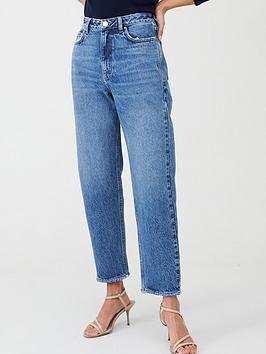 v-by-very-high-waist-mom-jeans-mid-wash