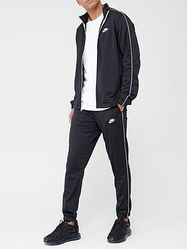 Nike Nike Sportswear Polyknit Tracksuit - Black Picture