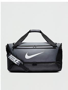 Nike Nike Brasilia Medium Training Duffel Bag - Grey Picture
