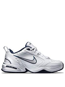 Nike Nike Air Monarch Iv - White/Silver Picture