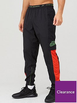 nike-flex-training-joggers-blackred