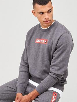 nike-sportswear-jdi-crew-neck-sweat-grey