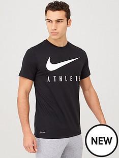 nike-dry-athlete-training-t-shirt-black