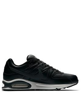 Nike Nike Air Max Command Leather - Black/White Picture