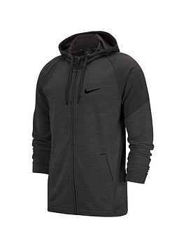nike-dry-fleece-plus-full-zip-training-hoodie-black