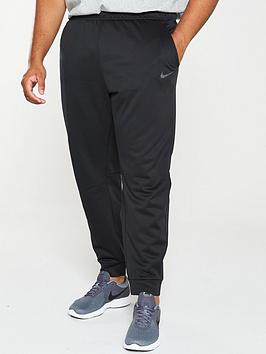 Nike Nike Plus Size Therma Tapered Pants - Black Picture