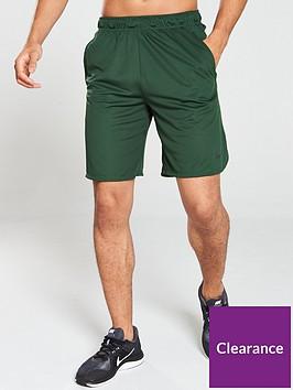 nike-dry-40-training-shorts-green