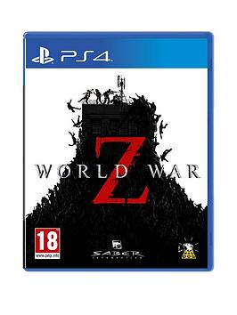 Playstation 4 Playstation 4 World War Z - Ps4 Picture
