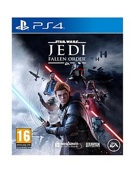 Playstation 4 Playstation 4 Star Wars Jedi: Fallen Order&Trade; Picture