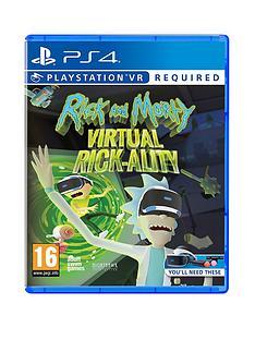 playstation-4-rick-and-morty-virtual-rick-ality-playstation-vr-required-ps4