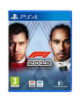 Playstation 4 Playstation 4 F1 2019 - Ps4 Picture