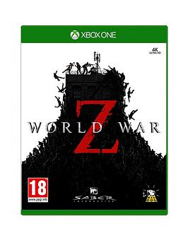 Xbox One Xbox One World War Z Picture