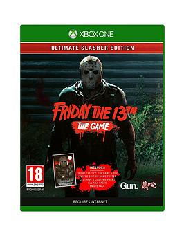 Xbox One Xbox One Friday The 13Th: Ultimate Slasher Edition Picture