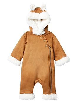 river-island-baby-suedette-pramsuit-tan