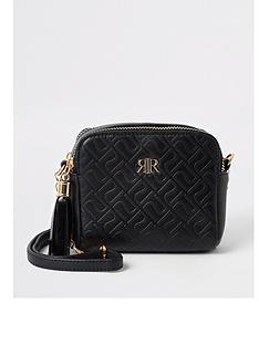 river-island-girls-black-ri-monogram-cross-body-bag
