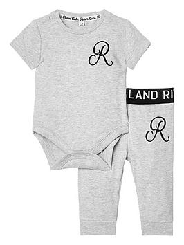 river-island-baby-baby-ri-monogram-outfit-grey