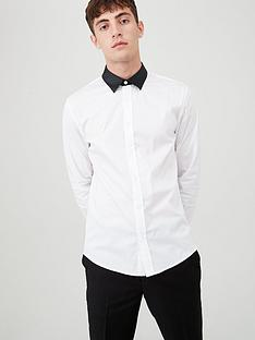 v-by-very-polkadot-collar-shirt-white