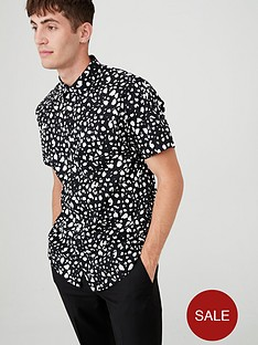 v-by-very-pattern-print-party-shirt-blackwhite