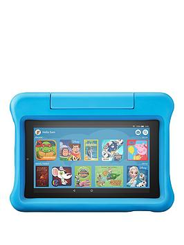 Amazon   All-New Fire 7 Kids Edition Tablet, 7 Inch Display, 16Gb, With Kid-Proof Case
