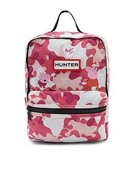 hunter-kids-peppa-pig-muddy-puddles-backpack-pink