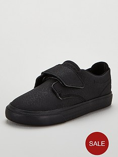 lacoste-infant-strap-esparre-318-trainers-black