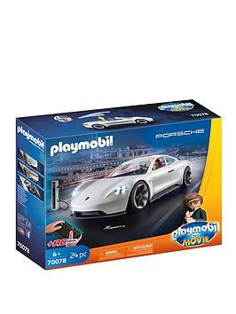 PLAYMOBIL Playmobil Playmobil 70078 The Movie Porsche Mission E Picture