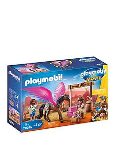 playmobil-playmobil-70074-marla-and-del-with-pegasus